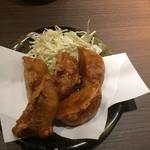肉餃子専門店 THE GYO 名駅東口店 - 餃子味噌かつ