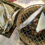 座座 - 海鮮七輪炭火焼