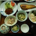 浅倉旅館 - 料理写真: