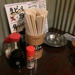 居酒屋 幸ちゃん - koutyan:テーブルコーデ