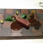 53384377 - 国産牛フィレ肉の低速調理♪