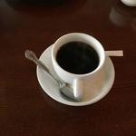 53384979 - ランチにつくホットコーヒー