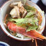 きらめき亭 - 料理写真:2016.07.10 小鉢