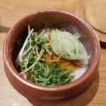53387577 - そば屋伝統のおつまみ                       そば豆腐