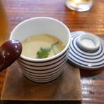 魚料理 いさり火 - 茶碗蒸し
