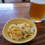 魚料理 いさり火 - マカロニサラダ