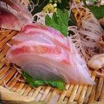 浜焼 魚松 - 浜焼 魚松 @西葛西 刺身定食 鯛