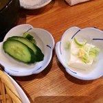 浜焼 魚松 - 浜焼 魚松 @西葛西 奴とお新香
