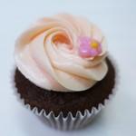 ベラズ カップケーキ - ピンクチョコ