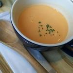 プランタン ブラン - 人参のスープ♪