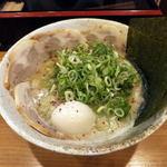 53398088 - 特製背油醤油白湯(小)