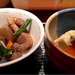 大皿料理 さかな家 - 定食の小鉢