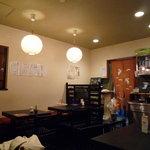 一喜 - 【2010.9.30】とても清潔感のある店内です♪