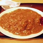 長野屋食堂 - カレーライス