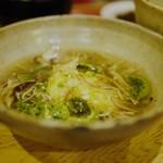 中央食堂・さんぼう - 盛り豆腐精進あんかけ