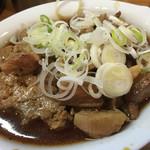 53400985 - 肉豆腐、美味!
