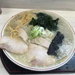 鈴木そば - こてっすず 中 ¥850