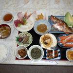 竜飛 津軽屋 - 料理写真: