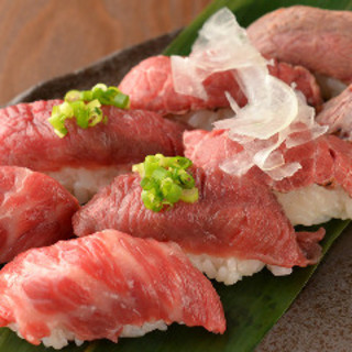 元祖肉×寿司