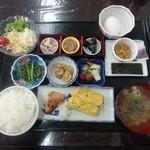 旭温泉 - 朝食~~~♪