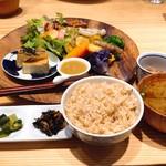 たまな食堂 ナチュラル シフト ガーデン キッチン -