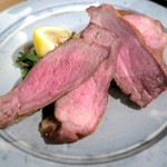 53409526 - 熟成塩豚のオーブン焼き