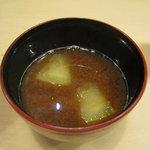 杢兵衛 - 味噌汁