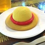 53410498 - すっごくリアルな麦わら帽子(o´∀`o)