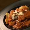 未来カレー こりす - 料理写真:バターチキンビアザマサラ