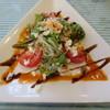 Bistro R - 料理写真:二品目のサラダ
