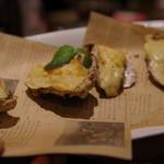 アジアンキッチン 媽媽や - 牡蠣のグラタン