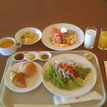 六甲山ホテル - 朝食バイキング(洋風)