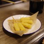 お好み焼き 光 - チーズフライ