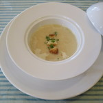 Bistro R - ジャガイモのスープ