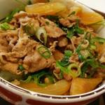 すき家 - 葱牛丼