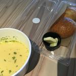 ノースファームストック - スープとパンのセット