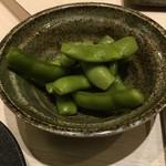 鮨処よしな - 浸し豆