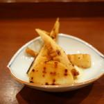 53415883 - 「季節の野菜焼き」筍焼き