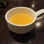 グリル一平 - カップスープ