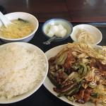 上海酒場 - 回鍋肉