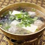 ゲーン・チュー・ウンセン(あっさり春雨スープ)