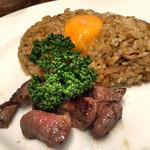昔洋食 みつけ亭 - ドライカレー
