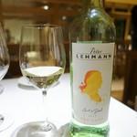 I・K・U 青山 - ワイン2