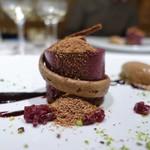 I・K・U 青山 - 低糖質シリーズ I.K.U風フォレ・ノワール、チョコレートアイス