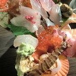 5342109 - 特上おまかせ海鮮どんぶり1800円