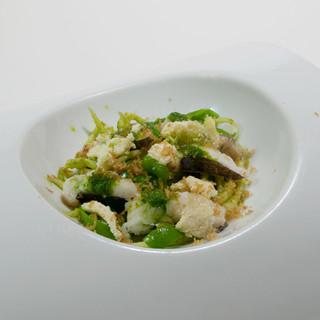 京都和束で育った有機野菜を!
