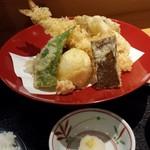 53422040 - 天ぷら定食