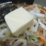 らーめん美春 - バター超オススメ(2016.7.2)