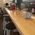 カフェ ティノ - カウンター