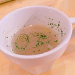 カフェ ティノ - スープ